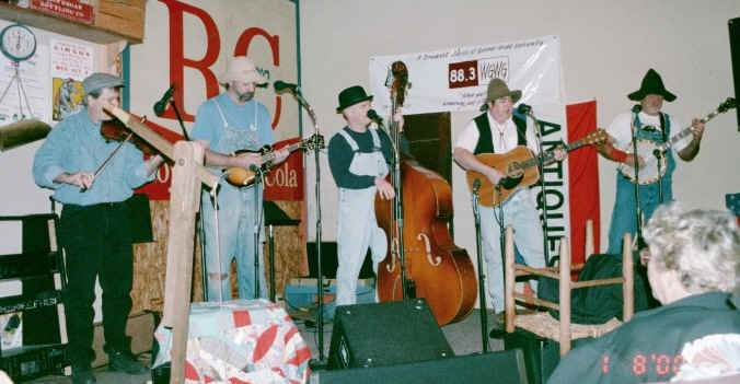 The Drovers at the Third Annual Prater's Creek By Prater's Creek Music Conference