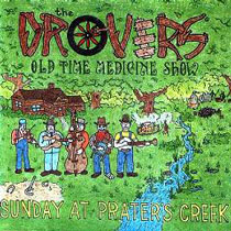 Sunday at Praters Creek CD Front Cover
